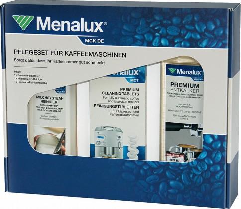 Čističe, doplnky Sada na čistenie kávovarov a presovačov Menalux MCKCZ