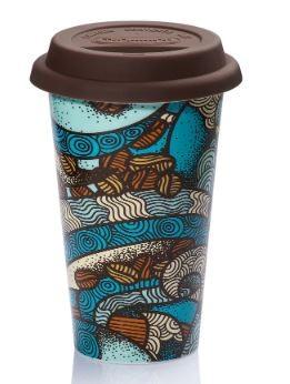 Čističe, doplnky Termohrnček na kávu DeLonghi Taster