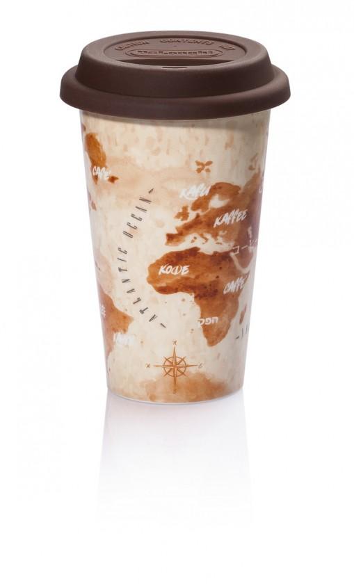 Čističe, doplnky Termohrnek na kávu DeLonghi Adventurer