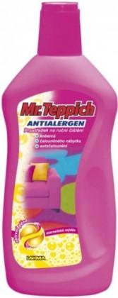 Čističe kobercov Mr. Teppich - čistič (500 ml, marseillské mydlo)