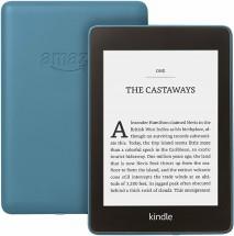 Čítačka Amazon KINDLE Paperwhite 4 2018, modrá, s reklamou