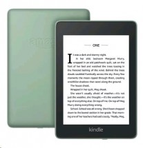 Čítačka Amazon KINDLE Paperwhite 4 2018, šalvia, s reklamou