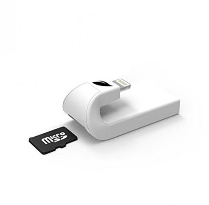 Čítačka kariet Leef iAccess IOS microSD card reader