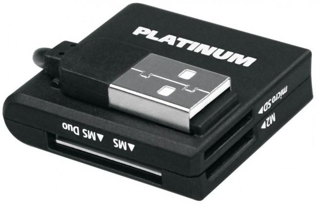 Čítačka kariet Platinum 177604