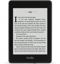 Čítačka kníh Amazon Kindle Paperwhite 4 2018, 8 GB, čierna