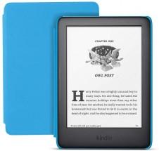 Čítačka kníh Amazon New Kindle 2020 8GB Kids, modrá (s reklamou)