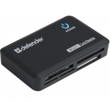 Čítačka pamäťových kariet Defender Optimus USB 2.0 (83501)