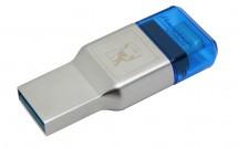 Čítačka pamäťových kariet Kingston MobileLite DUO 3C (FCR-ML3C)