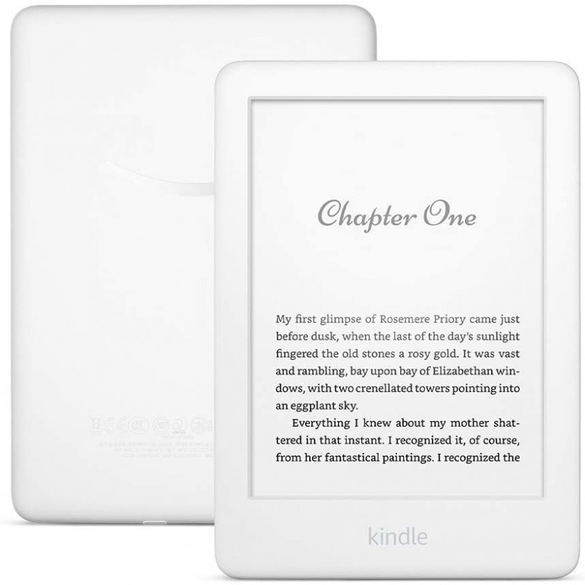 """Čítačky kníh Čítačka kníh Amazon Kindle 2020, 8 GB, 6"""", podsvietená, biela"""