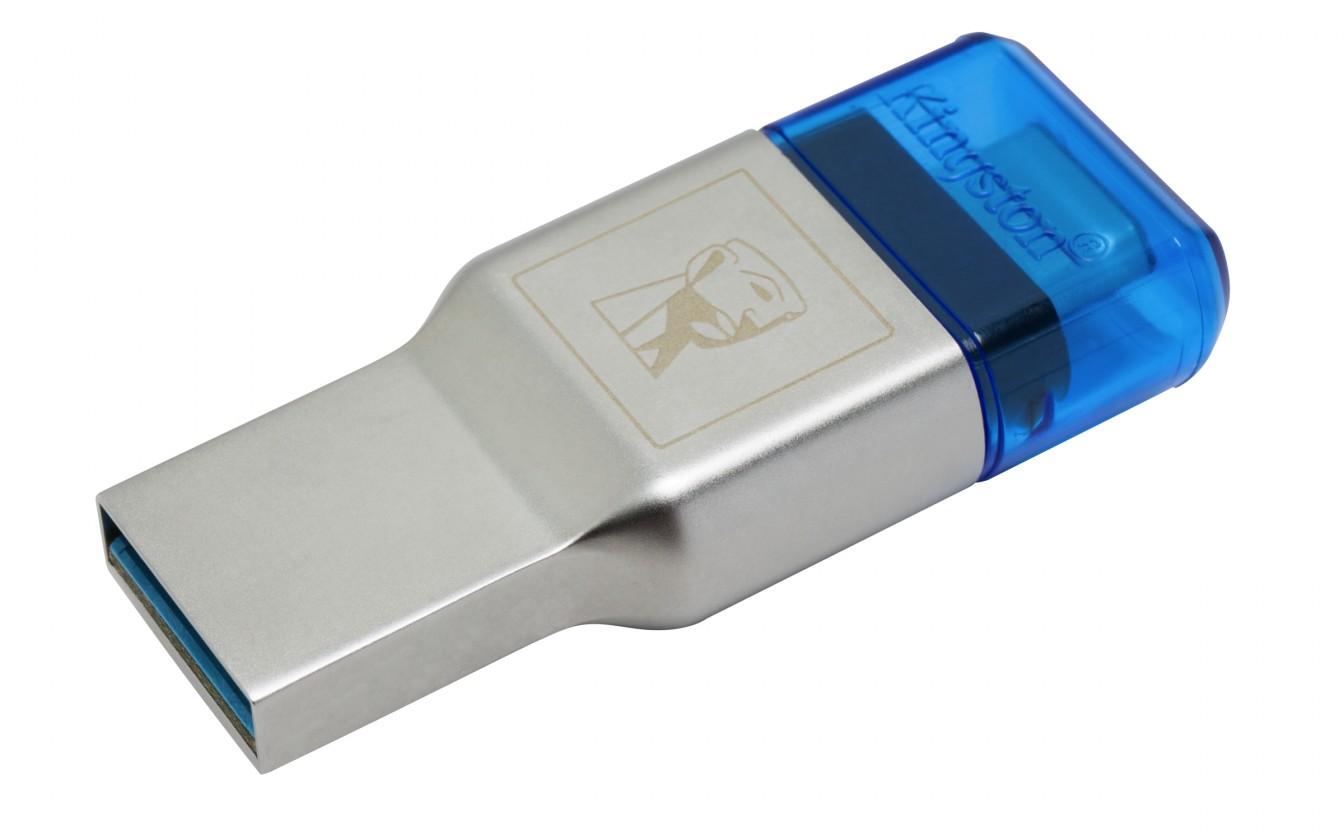 Čítačky pamäťových kariet Čítačka pamäťových kariet Kingston MobileLite DUO 3C (FCR-ML3C)