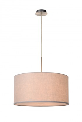 Cliff - stropné osvetlenie, 60W, E27 (sivá)