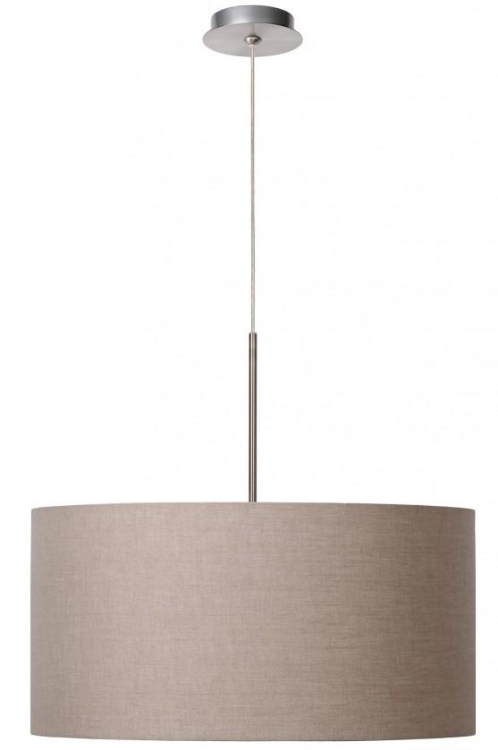 Cliff - stropné osvetlenie, 60W, E27 (taupe)