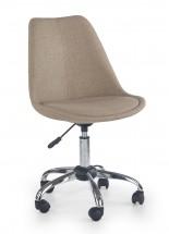 COCO 4 - dětská stolička, béžová, regulacia výšky sedáku