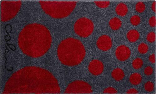 Colani 16 - Kúpeľňová predložka 60x100 cm (červená)