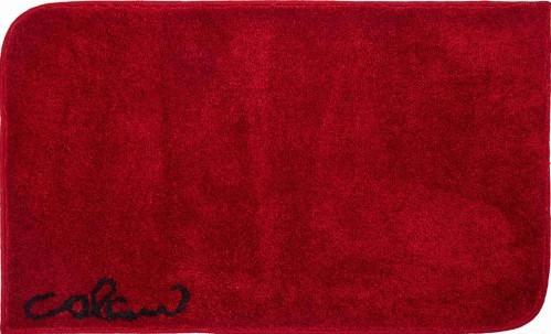 Colani 40 - Kúpeľňová predložka 70x120 cm (červená)