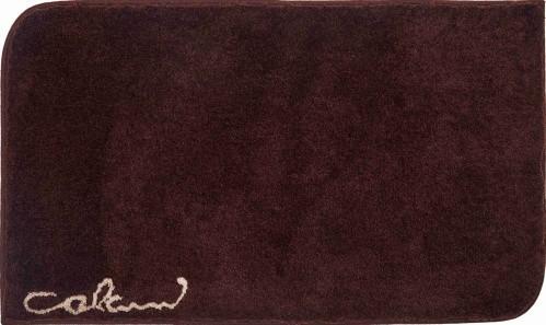 Colani 40 - Kúpeľňová predložka 80x140 cm (hnedá)