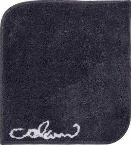 Colani 40 - Malá predložka 60x60 cm (antracitová)