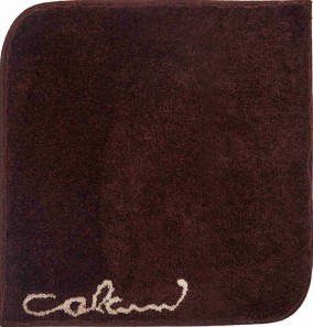 Colani 40 - Malá predložka 60x60 cm (hnedá)