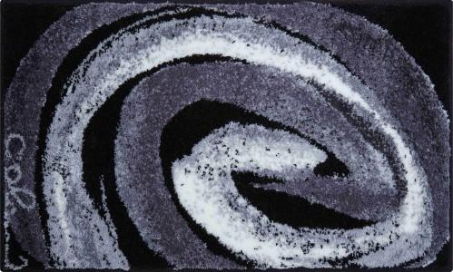 Colani 42 - Kúpeľňová predložka 70x120 cm (sivá)