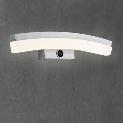 Colmar - Nástenné svietidlo, LED (chróm)
