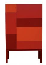 Color 1970-828(červená mix)