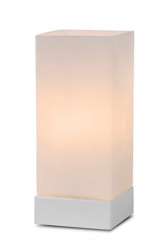 Colour - lampička, 40W, E14 (biela)
