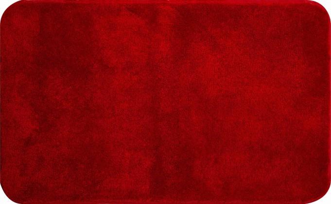 Comfort - Kúpeľňová predložka 60x100 cm (červená)