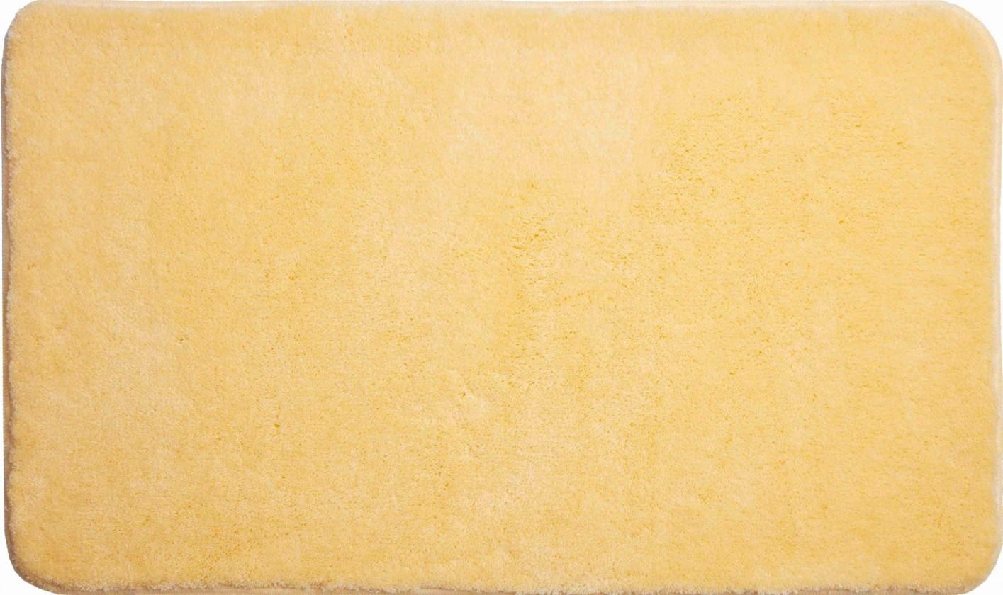 Comfort - Kúpeľňová predložka 70x120 cm (žltá)