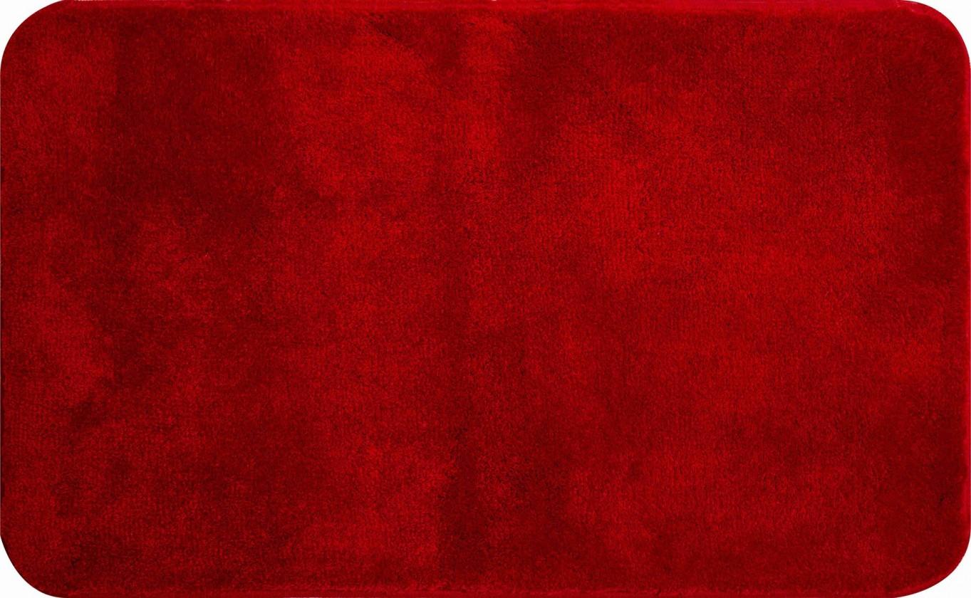 Comfort - Kúpeľňová predložka 80x140 cm (červená)