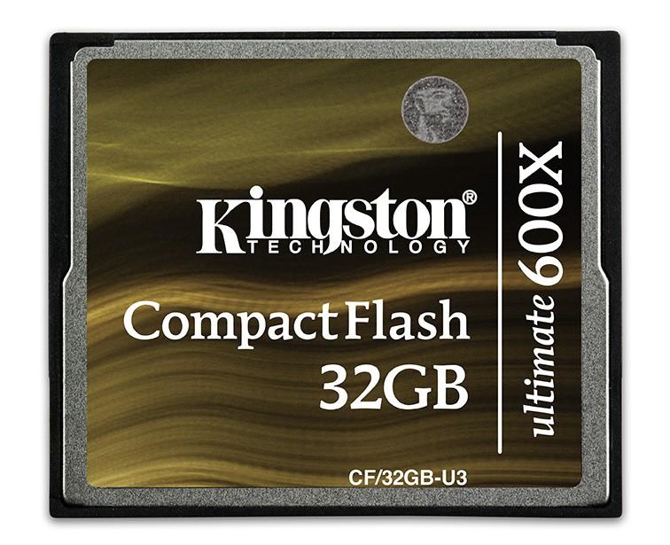 Compact flash Kingston CompactFlash 32GB - U3