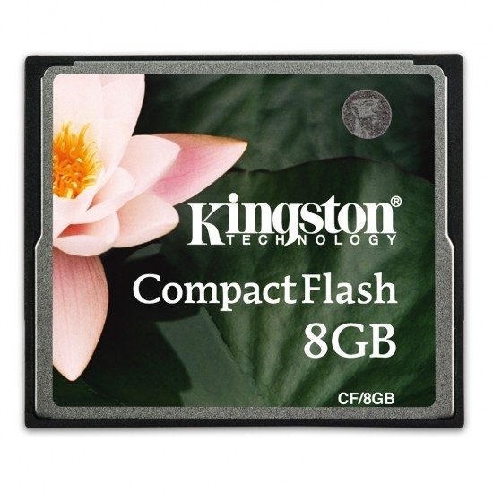 Compact flash Kingston CompactFlash 8GB