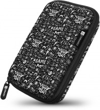 "Connect IT CFF5000DD Pevné ochranné púzdro na 2,5"" HDD, Doodle"