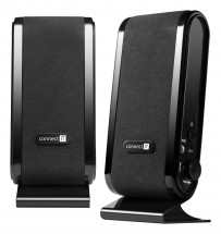 CONNECT IT CI-942 RUMBLE II, černá