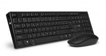 CONNECT IT CKM-7500 bezdrôtová klávesnica + myš (CZ + SK)