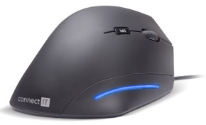 Connect IT CMO-2500-BK + ZADARMO podložka pod myš Olpran