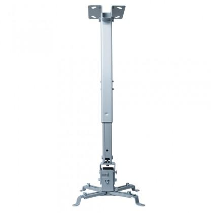 Connect IT P2 stropný teleskopický držiak s kĺbom na projektor