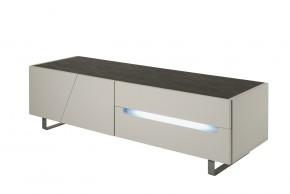 Cooper - TV stolík (biela)
