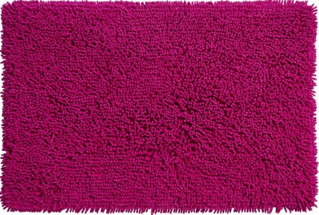 Corall - Kúpeľňová predložka 60x90 cm (alpská růžová)