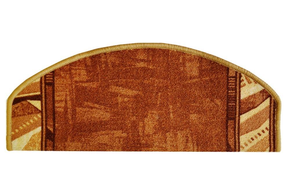 Corrido - Schodový nášľap, 28x65 cm (srnčia hnedá)