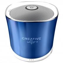 Creative WOOF3, modrá
