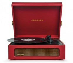 Crosley Voyager - Burgundy Red