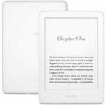 Čtečka knih AMAZON KINDLE TOUCH 2020, 8GB, bílá, sponzor. verze