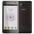 Cubot Echo, Dual SIM, 16GB, čierna
