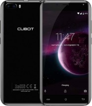 Cubot Magic, LTE, 16GB, šedo/čierna + držiak do auta