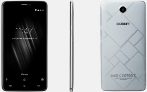 Cubot Max, LTE, 32GB ROM, 3GB RAM - strieborna