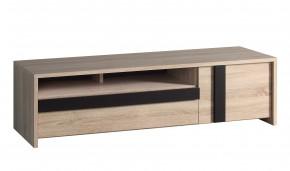 Cumbo - TV stolík, CUMT131-Q31 (dub sonoma/dub denver)