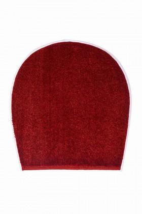 Curts - WC veko 47x50 cm (teplá červená)