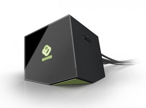 D-Link HD bezdrátový multimediální přehravač Boxee Box DSM-380