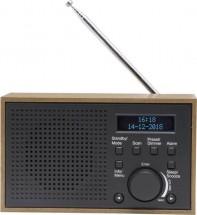 DAB+ rádio Denver DAB-46, čierne