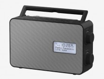 DAB+ rádio Panasonic RF-D30BTEG-K, čierne